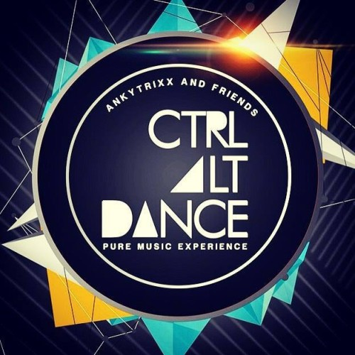 CTRL Alt Dance Logo